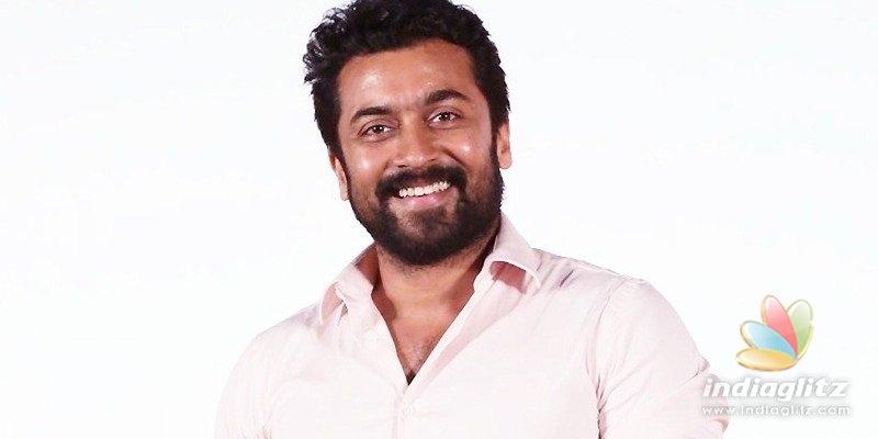 Suriya calls Telugu actor a legend