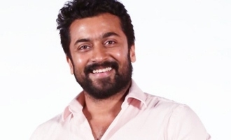 Suriya calls Telugu actor a 'legend'