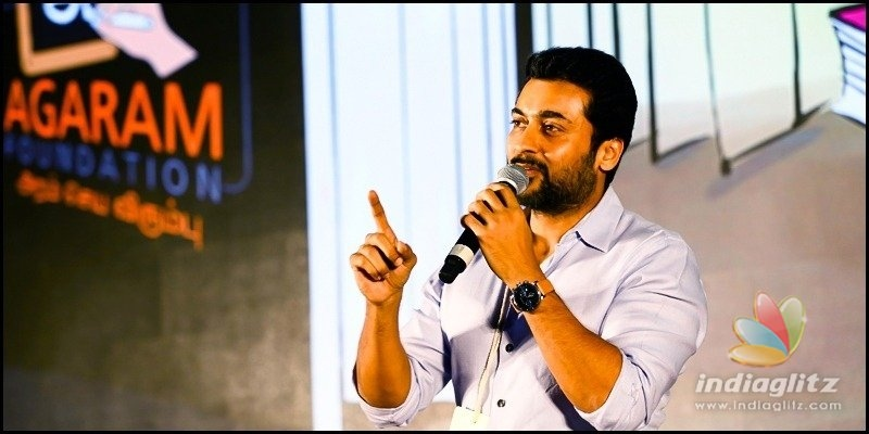 Thats why I will earn crores of rupees: Suriya