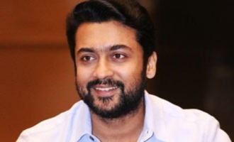 After Rs 5 Cr, Suriya announces a donation of Rs 1.5 Cr