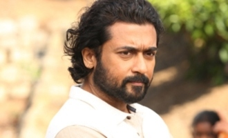 Suriya makes collaboration with acclaimed director official