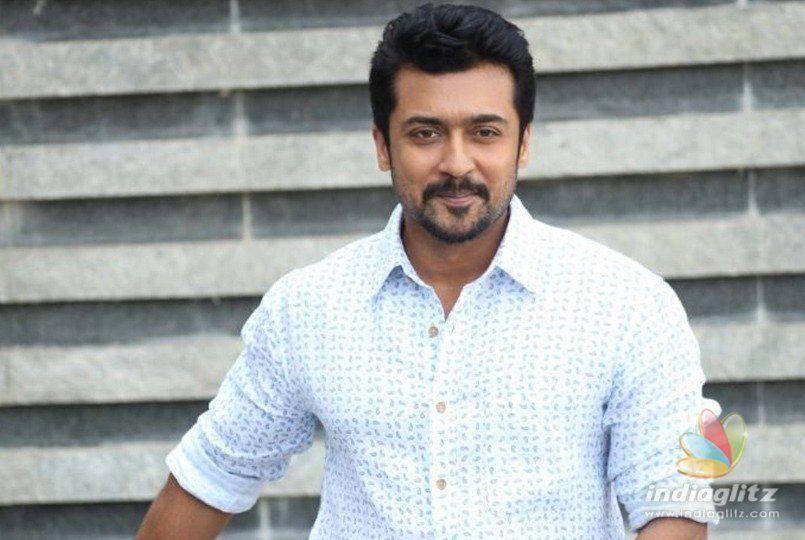 Suriyas film unduly postponed