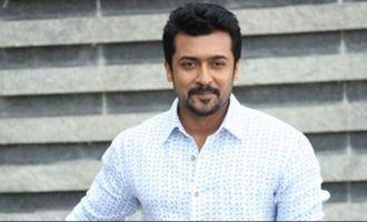 Suriya's film unduly postponed