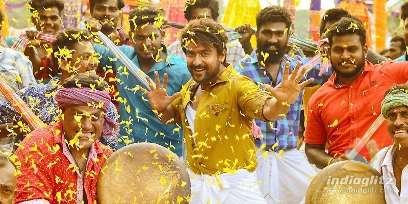 Suriyas Bandobast to celebrate a grand pre-release event in September second week