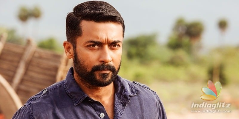 This is a real, inspiring film: Suriya
