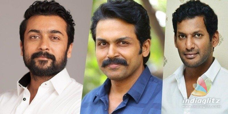 After Suriya & Karthi, Vishal speaks against controversial law