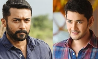 Suriya acknowledges Mahesh Babu's praise, says he is waiting for 'SVP'