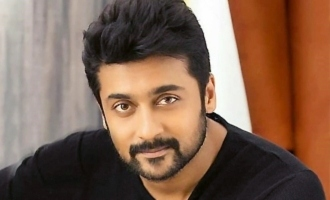 TTD files police complaint against Suriya's dad, Sivakumar