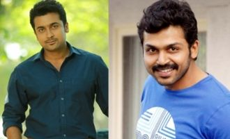 Suriya, Karthi, 'Sye Raa' actor donate big amounts