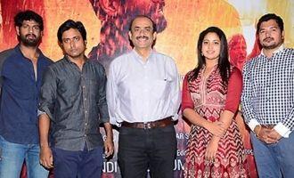 'Suryasthamayam' Press Meet