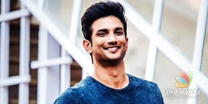 Sushant Singh Rajput & his pets painting goes viral