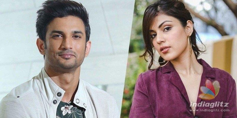 Sushants rumoured GF Rhea Chakraborty had a Tollywood connection
