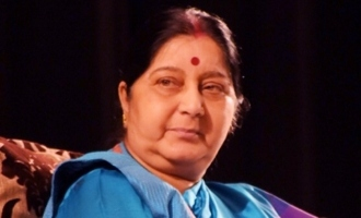 Sushma Swaraj passes away, condolences pour in