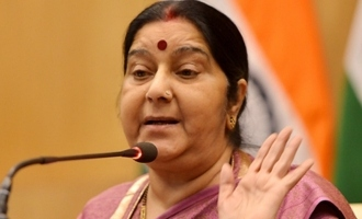 AP governor news is false, Sushma clarifies