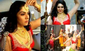 'Suvarna Sundari' Sahoooo Saarva Bhaumi Song Making