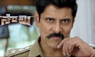 'Saamy' Trailer: Vikram roars too much