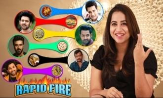 Rapid Fire With Swathi Deekshith