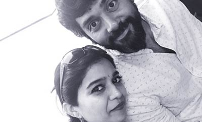Swathi Reddy gushes about her sweetheart