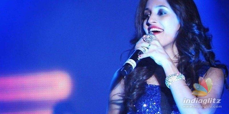 Singer Shweta Pandit goes through hell in Italy