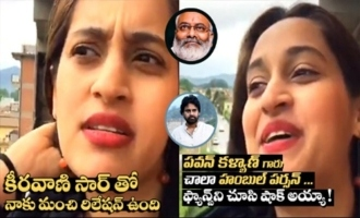 Singer Shweta Pandit Great Words About Pawan Kalyan