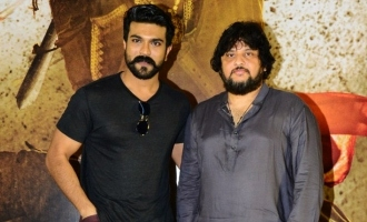 'Sye Raa' is commercial despite sad ending: Ram Charan, Surender Reddy