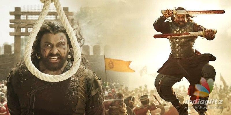 Sye Raa Trailer: The Majesty of Megastar Chiranjeevi