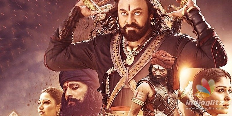 Sye Raa: Telugu States give awesome collections