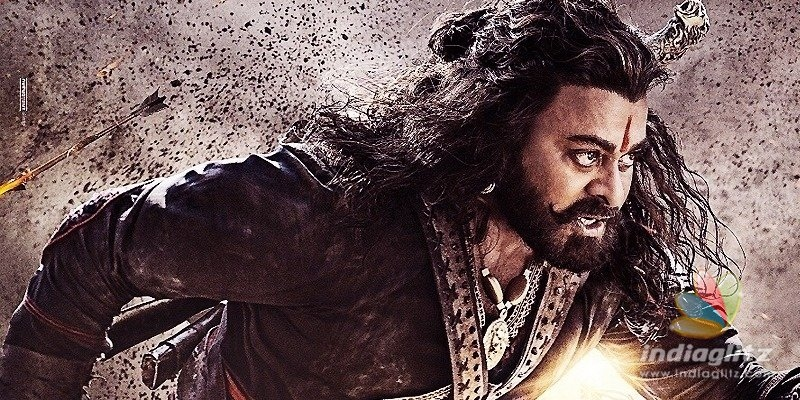 Sye Raa making video to release tomorrow