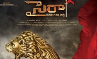 'Sye Raa' makers hiking excitement by the day