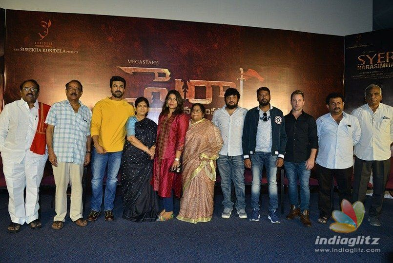 Sye Raa event held Speeches You Shouldnt Miss