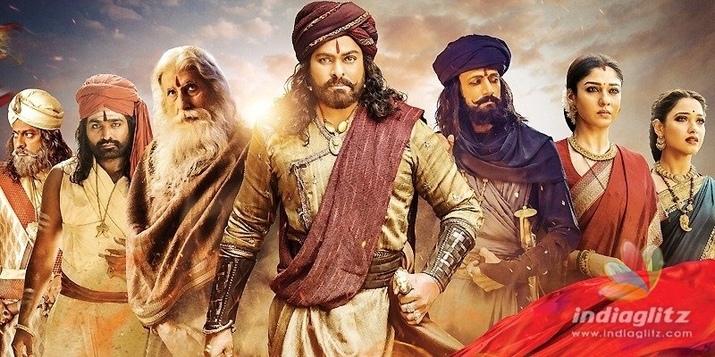 Four biggest legends at Sye Raa event?