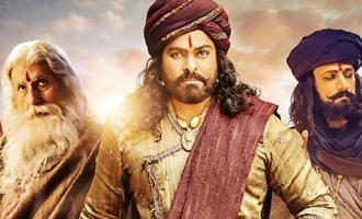 Four biggest legends at 'Sye Raa' event?