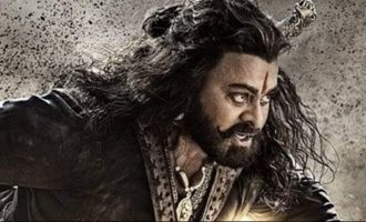'Sye Raa' First Look comes after blockbuster Teaser