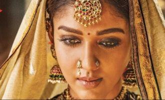 Nayanthara is Siddhamma in 'Sye Raa'