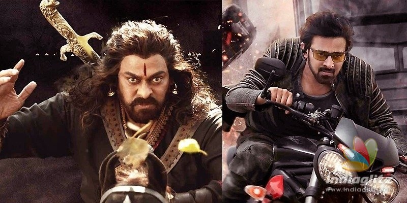 Sye Raa benefiting from Saaho in this segment