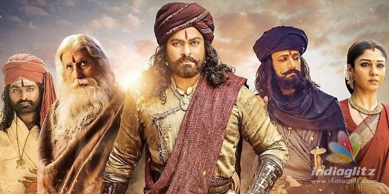 Sye Raa: AP govt allows six shows per day