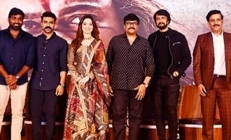 'సైరా నరసింహారెడ్డి' టీజర్ విడుదల
