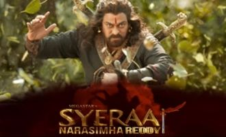 'Sye Raa' Teaser Review