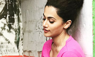 Marriage speculation irks Taapsee
