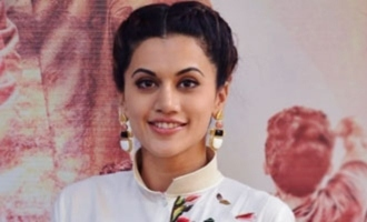 Taapsee Pannu to act in a pan-Indian sci-fi film: Reports