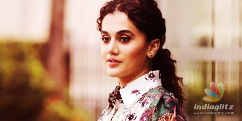 Taapsee Pannu receives a ridiculously high electricity bill