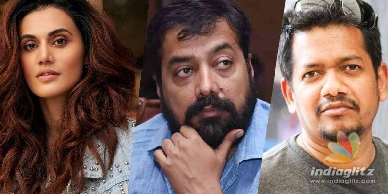 IT raids at premises linked to Taapsee, Anurag Kashyap, Reliance Ent. CEO