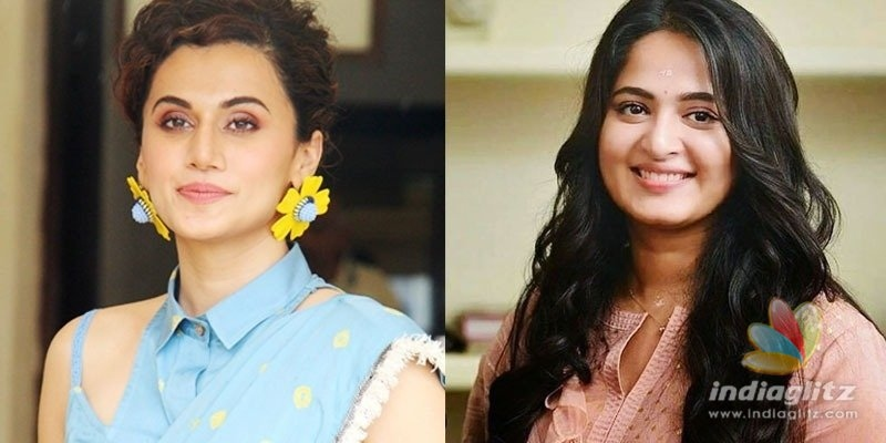 How Nishabdham slipped from Taapsee Pannus hands & went to Anushka