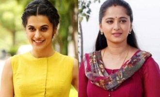 How 'Nishabdham' slipped from Taapsee Pannu's hands & went to Anushka