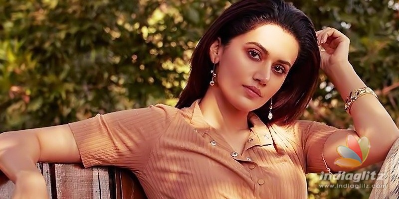 Taapsee trolled for insensitive tweet on girls murder