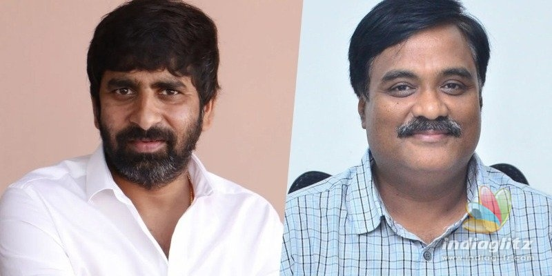 Krack directors complaint against producer Tagore Madhu