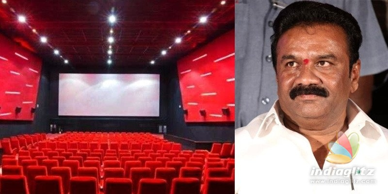 No theatres for 2-3 months: Cinematography Minister Talasani