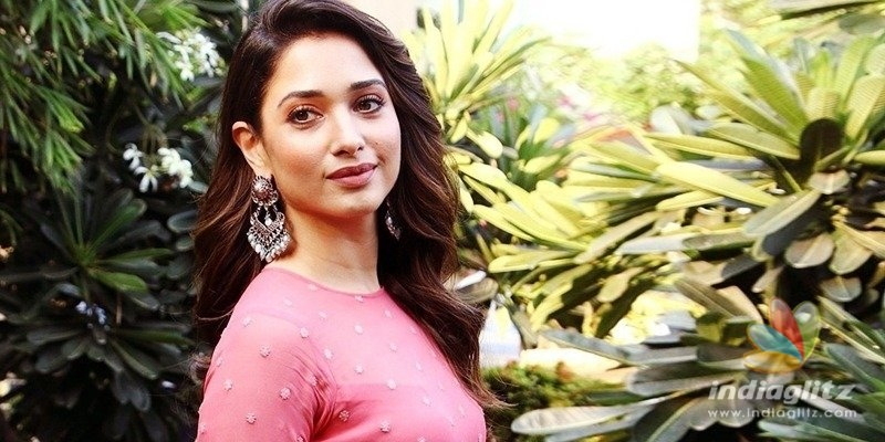 Nepotism, politics exist in every field: Tamannaah Bhatia