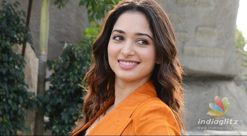 Next Enti? is a universal, slice-of-life film: Tamannaah Bhatia