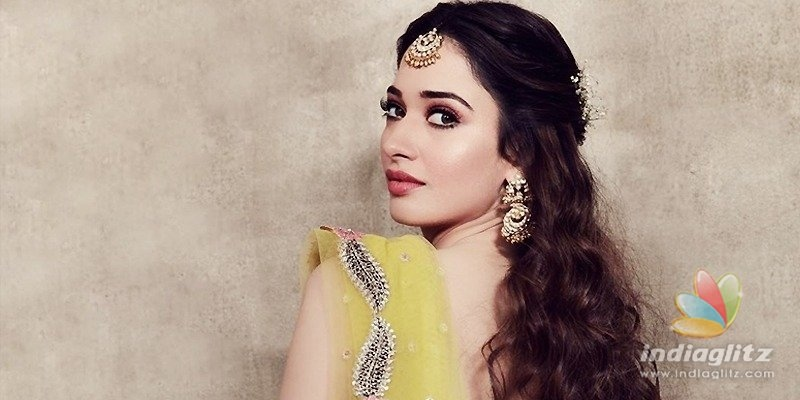 She is my favourite dancer: Tamannaah Bhatia